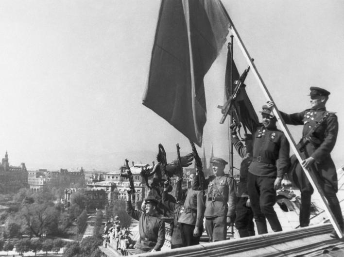70-я годовщина взятия Вены