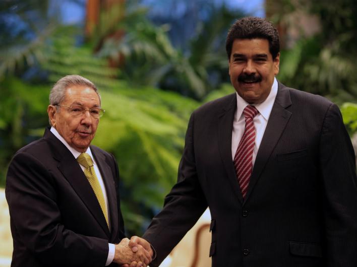 Куба – Венесуэла. Разрушение стереотипов