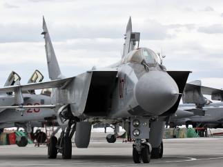 МиГ-31: полет через реанимацию