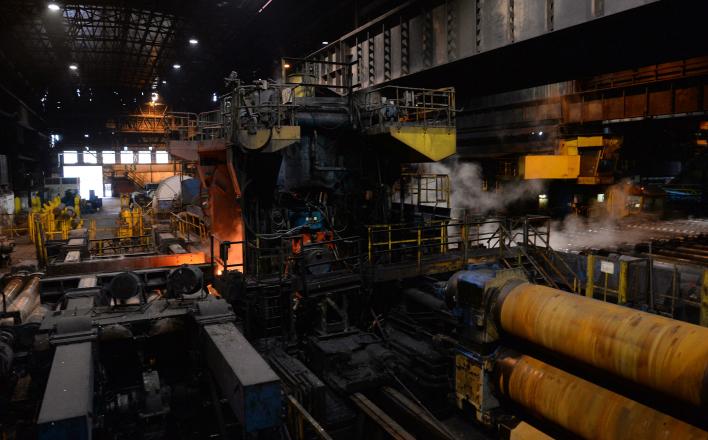 Западные рынки блокируют российскую сталь