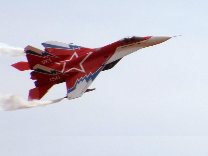 Диверсии в ВВС - удар в спину России
