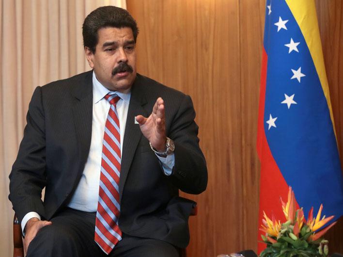 Мадуро обвинил Вашингтон в подготовке военного переворота