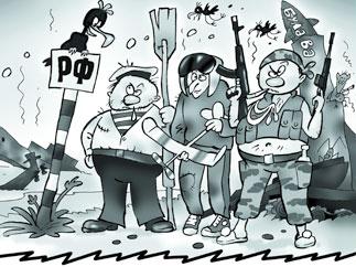 «Правда» в 2008 году: Сердюков обернулся Чубайсом