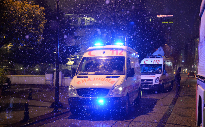 Стамбульский террорист до сих пор не пойман