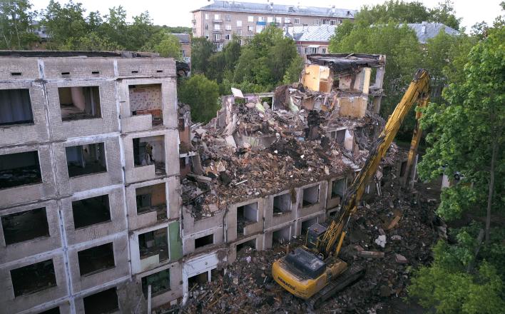 Кого ждут пустоскрёбы в «Большой Москве»