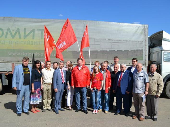 Владимир Кашин: «Не сдадим Новороссию!»