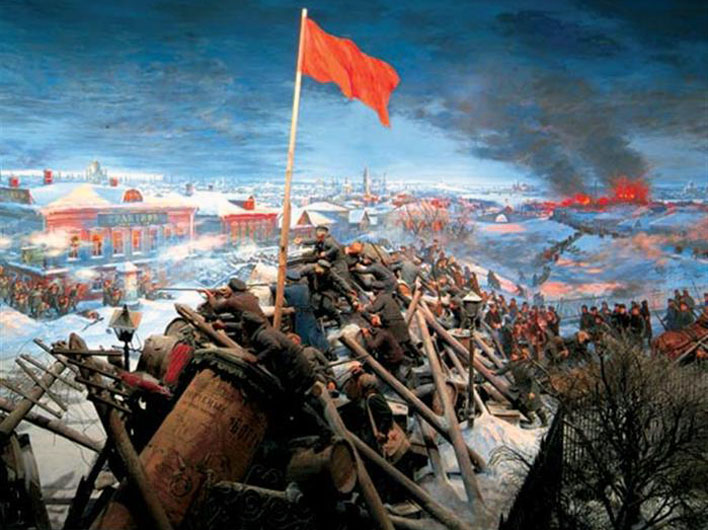 Дмитрий Новиков: Победоносная мощь большевизма