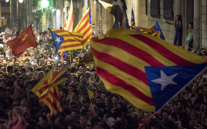 Беспокойная Каталония