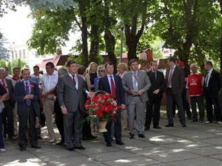 В Железноводске проходит семинар-совещание актива КПРФ Юга России