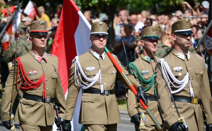 Польша мечтает о Волге и русских миллиардах