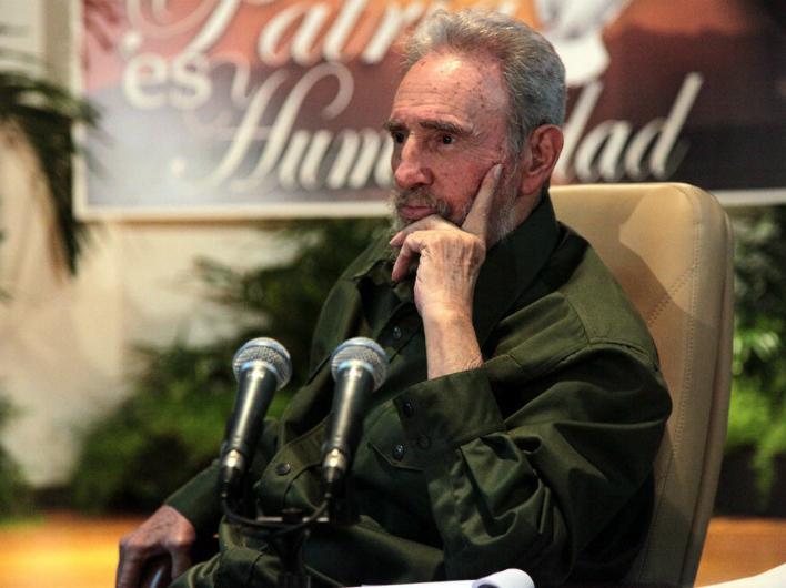 Фидель Кастро выразил свое отношение к политике США