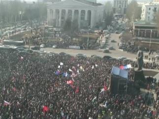 Харьков: Если мы встанем – вы ляжете!