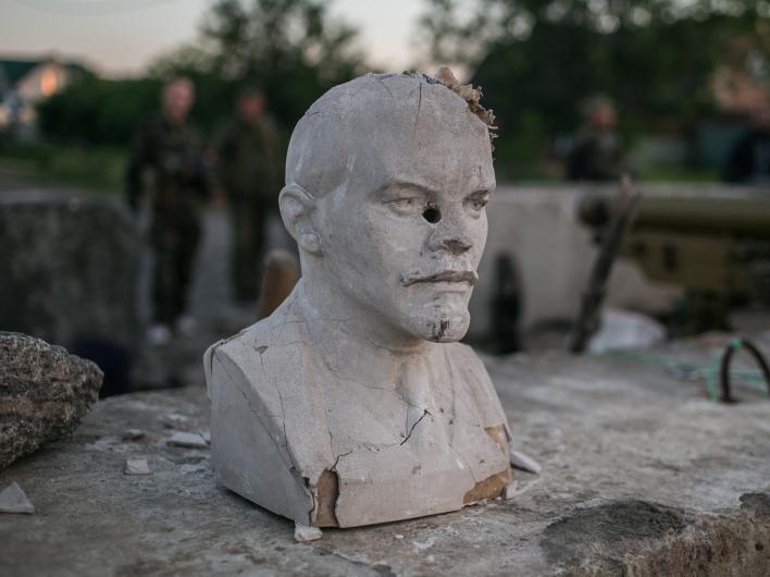 После Ленина настал черед Жукова