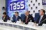 """Пресс-конференция Г.А.Зюганова в ИА """"ТАСС"""" (18.05.17)"""