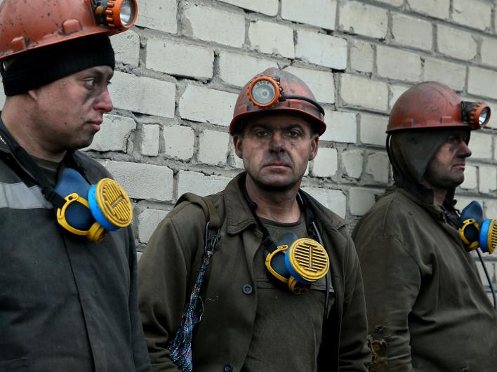 Украинские электростанции остаются и без угля, и без денег
