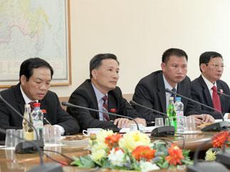 Д.Г. Новиков от имени Комитета Государственной Думы по науке и наукоемким технологиям провел встречу с вьетнамской делегацией