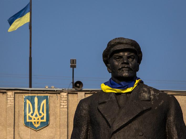 ОБСЕ: Закон о декоммунизации на Украине угрожает свободе слова
