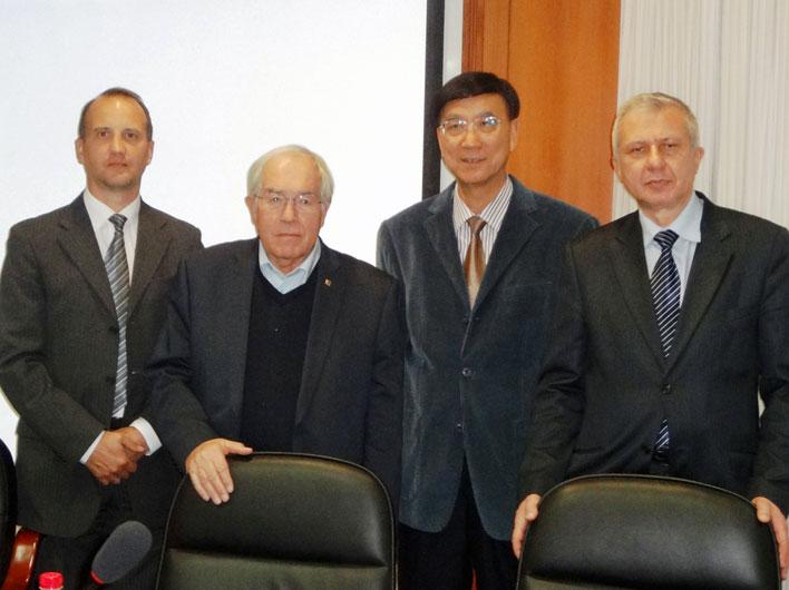 Представители КПРФ участвуют в 5-м Форуме мирового социализма в Пекине