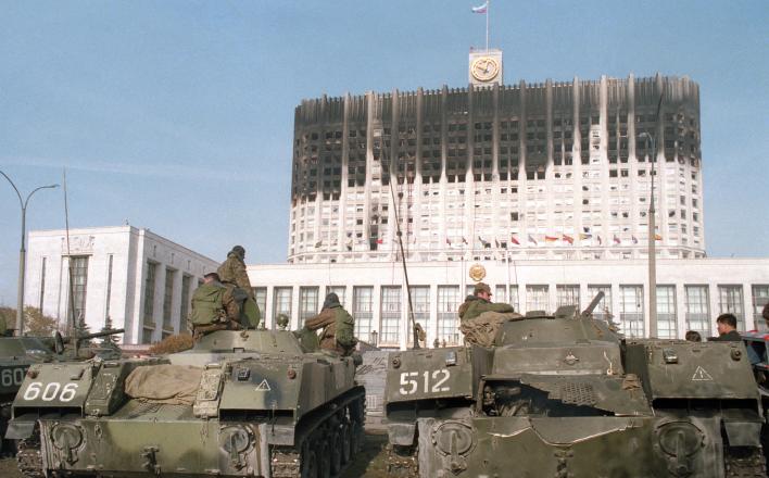 Октябрь 1993-го. Послесловие