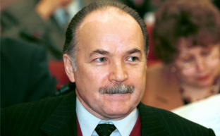Г.А.Зюганов поздравил с 75-летием Народного артиста РСФСР Н.Н.Губенко