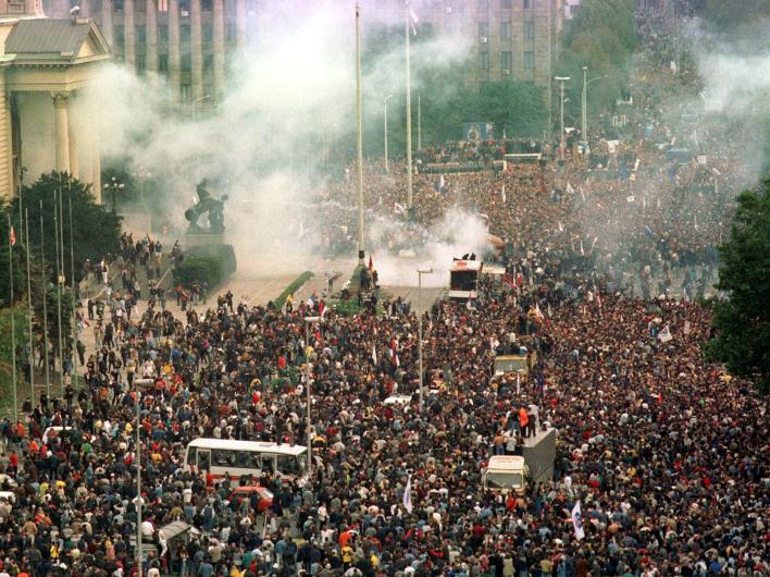 В Сербии готовят антироссийский переворот?