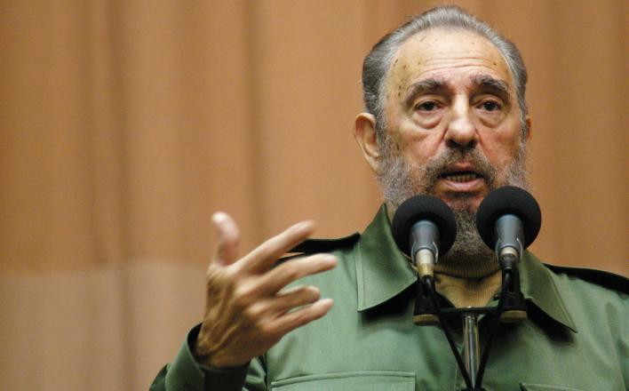 Фидель Кастро: Куба не нуждается в подарках империализма