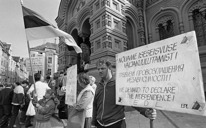 Выход из СССР обошелся Прибалтике дороже «советской оккупации»