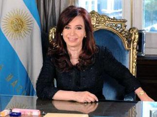 Президент Аргентины встретилась с Фиделем и Раулем Кастро