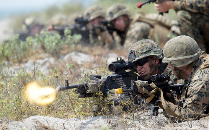США в 2017 году усилят присутствие в Европе «перед лицом агрессии со стороны России»