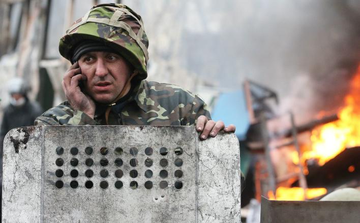 Украинцы едут в Черногорию «наводить порядок»