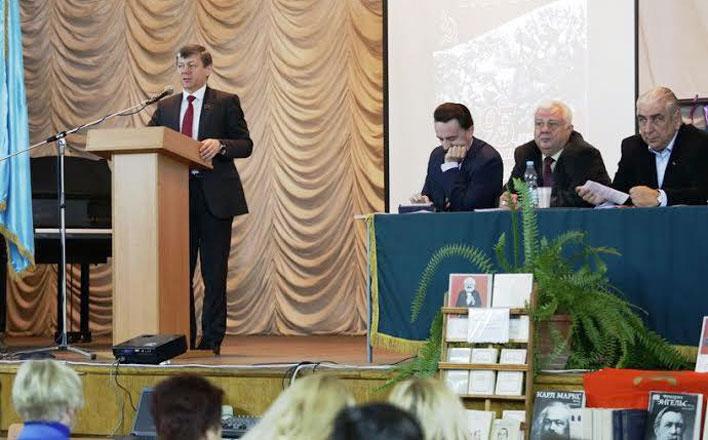 Г.А. Зюганов направил приветствие участникам научно-практической конференции в Симферополе: «В поисках утраченного единства: крымский опыт»