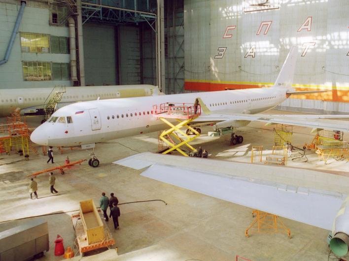 Возродится ли российский авиапром?