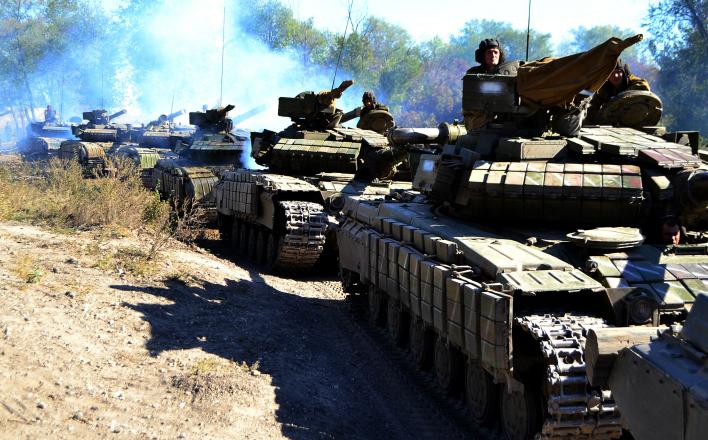 Итоги войны в Донбассе стали катастрофой для армии Украины