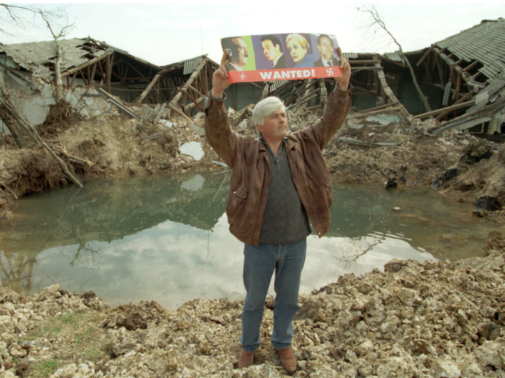 Югославия в огне. 16-лет агрессии НАТО