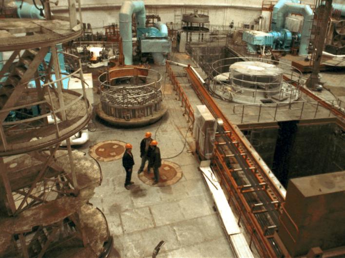 Авария на Запорожской АЭС: запрограммированная беда