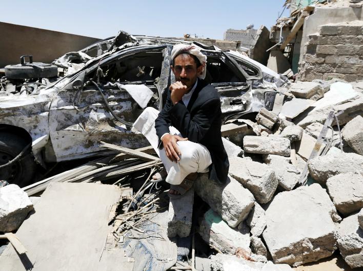 Эскалация войны в Йемене
