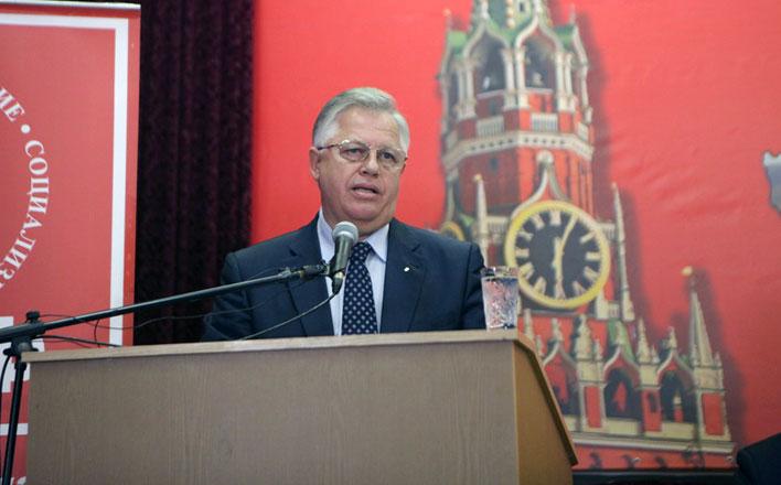 Г.А.Зюганов: Лишение компартии Украины статуса и прав - это политическая расправа