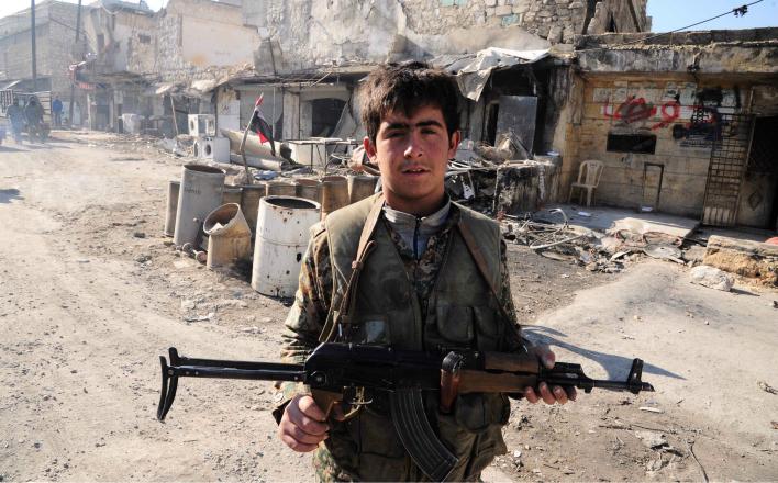 До мира в Сирии еще очень далеко