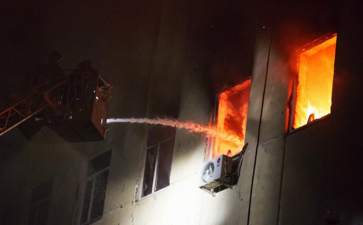 Пожар на ТМЗ  очень своевременен…