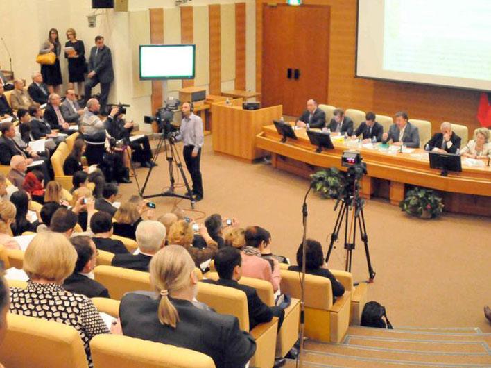 В.И. Кашин о совершенствовании нормативно-правового регулирования в целях повышения экологической культуры