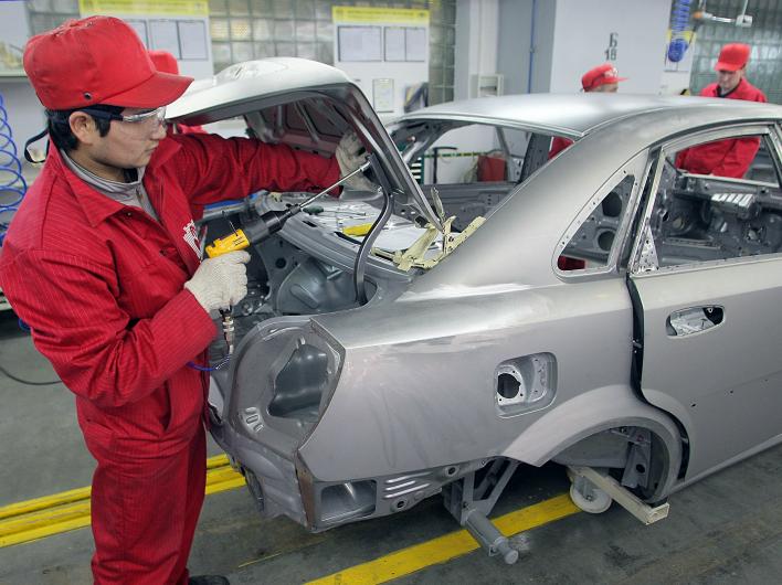 Отвёрточный автопром России рушится
