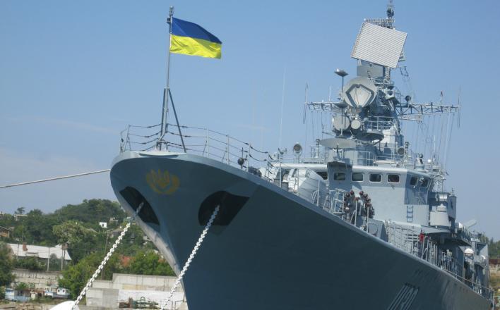 От флота остались одни адмиралы