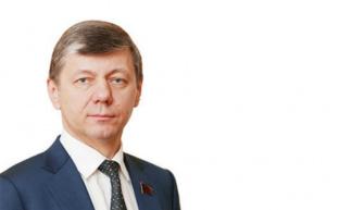"""Д.Г.Новиков: """"Верность принципам"""""""