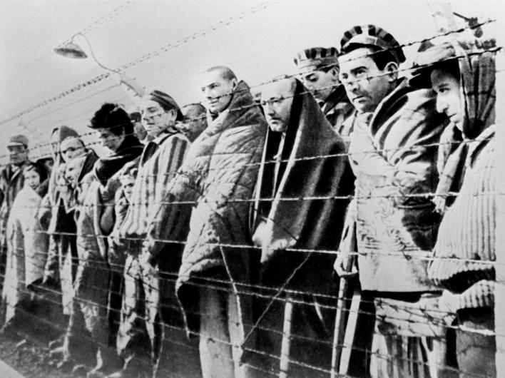 Кто освободил Освенцим?