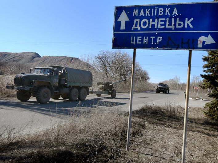 Нацисты потерпели поражение в Донбассе, но не стоит обманывать себя
