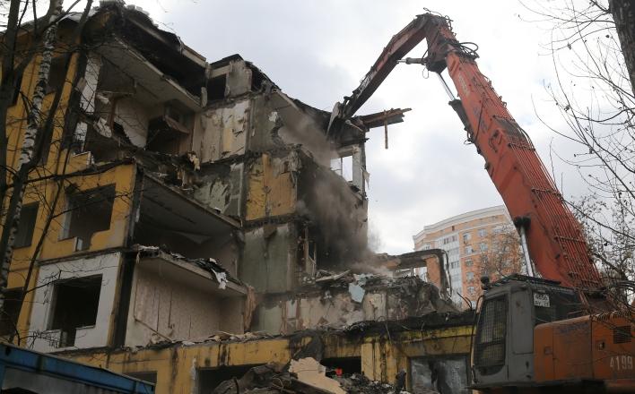 И снова о реновации