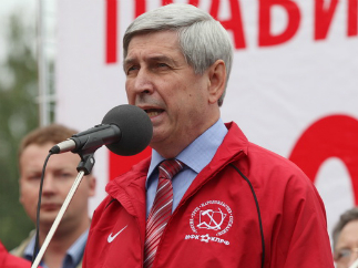 Удальцов поддержит на выборах Ивана Мельникова