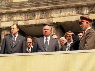 22-я годовщина краха Горбачёва