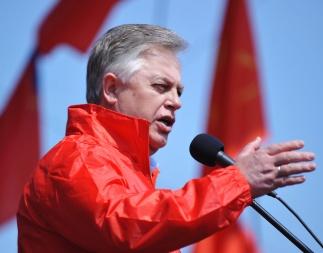 Петр Симоненко: Коммунисты предвидели кризис. Предупреждали. Мы знаем выход из кризиса и предлагаем его стране