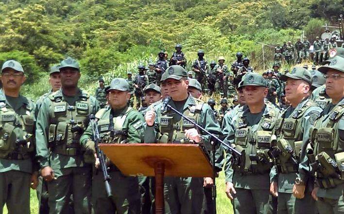 Что происходит в Венесуэле?